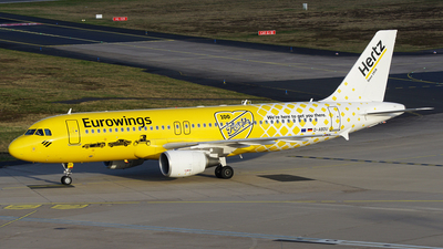 A picture of DABDU - Airbus A320214 - Eurowings - © S. Eckhardt