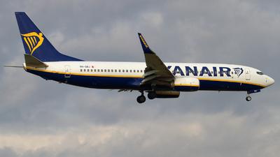 9H-QBJ - Boeing 737-8AS - Malta Air (Ryanair)