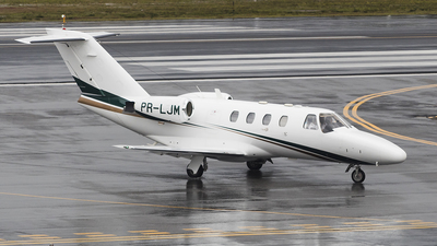 PR-LJM - Cessna 525 CitationJet 1 - Private