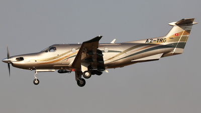 A2-TRG - Pilatus PC-12/47E - Private