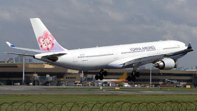 A picture of B18310 - Airbus A330302 - China Airlines - © Isaac Apolinario-Philippine Aviators