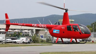 OE-XBU - Robinson R44 Raven II - Heli Tirol