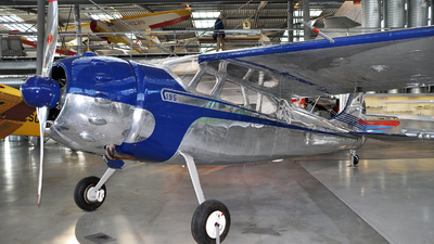 N3480V - Cessna 195 - Private