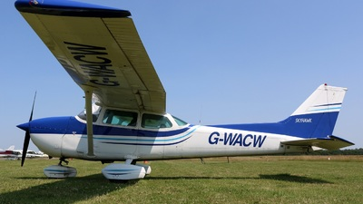 G-WACW - Cessna 172P Skyhawk II - Private