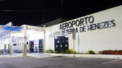 SBJU - Airport - Terminal