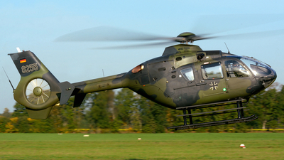 82-55 - Eurocopter EC 135T1 - Germany - Army