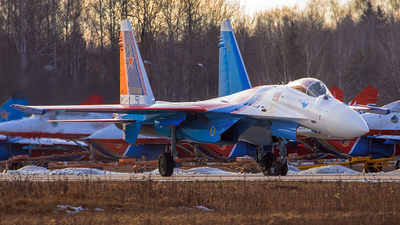 51 - Sukhoi Su-35S - Russia - Air Force