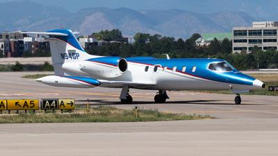 A picture of N94GP - Learjet 35A - [411] - © Reuben Morison