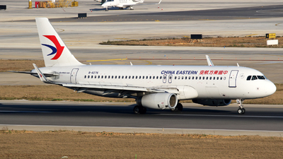 B-8276 - Airbus A320-232 - China Eastern Airlines