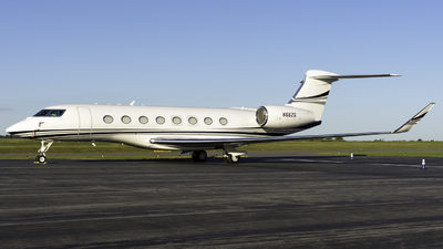 N66ZG - Gulfstream G650ER - Private