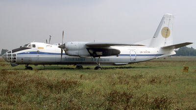 UR-30036 - Antonov An-30 - Air Ukraine