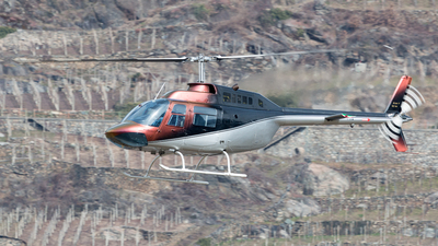 T7-BTM - Agusta-Bell AB-206T JetRanger - Eurotech Helicopter Services