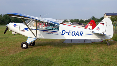D-EOAR - Piper L-21B Super Cub - Private