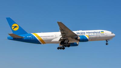 UR-GOB - Boeing 777-28E(ER) - Ukraine International Airlines