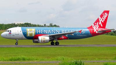 RP-C8972 - Airbus A320-214 - AirAsia Philippines