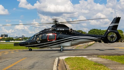 PP-NYM - Eurocopter EC 155B1 Dauphin - Private