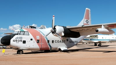 4505 - Fairchild C-123B Provider - United States - US Coast Guard (USCG)