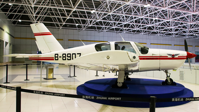 B-8907 - Socata TB-20 Trinidad - Civil Flying College