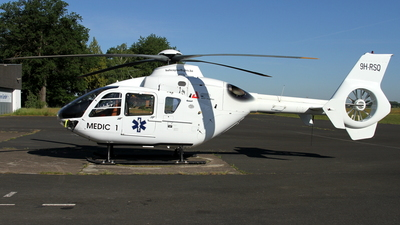 9H-RSQ - Eurocopter EC 135T1 - Heliventure.