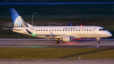 N82333 - Embraer 170-200LR - United Express (Mesa Airlines)