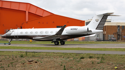 N288Z - Gulfstream G650 - Private