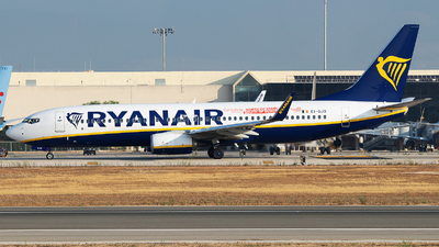 EI-GJO - Boeing 737-8AS - Ryanair