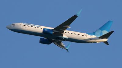 VP-BQZ - Boeing 737-8MC - Pobeda