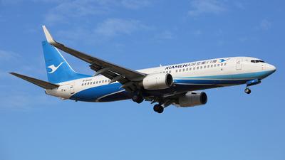 B-5432 - Boeing 737-86N - Xiamen Airlines