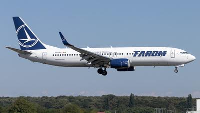 YR-BGJ - Boeing 737-82R - Tarom - Romanian Air Transport