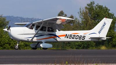 A picture of N5206S - Cessna 172S Skyhawk SP - [172S9104] - © Carlos Miguel Seabra