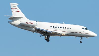 N3221B - Dassault Falcon 2000EX - Private