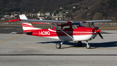 I-ACMQ - Reims-Cessna F172L Skyhawk - Private
