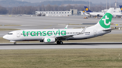 PH-GUV - Boeing 737-8EH - Transavia Airlines