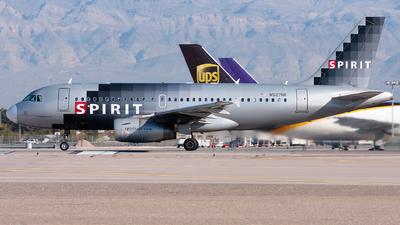 N527NK - Airbus A319-132 - Spirit Airlines