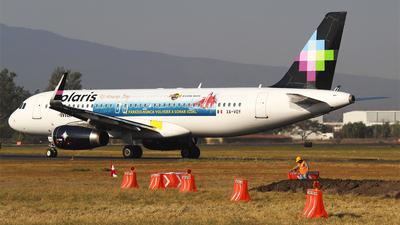A picture of XAVOY - Airbus A320233 - Volaris - © Alejandro Aceves