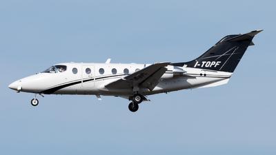 I-TOPF - Hawker Beechcraft 400A - TopJet Executive