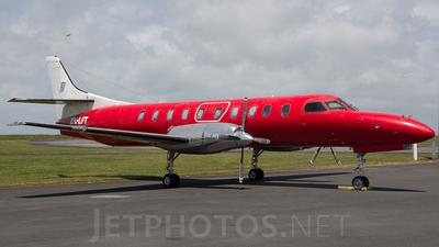 ZK-LFT - Fairchild SA227-AC Metro III - Airwork New Zealand