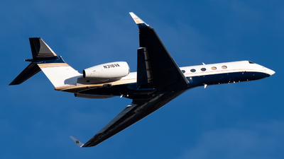 N316VA - Gulfstream G550 - Private