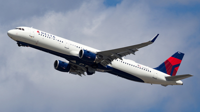 N336DX - Airbus A321-211 - Delta Air Lines