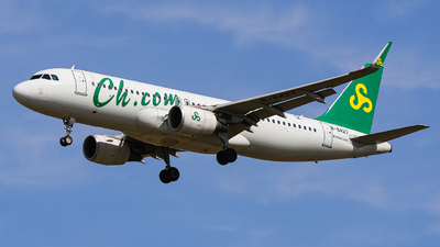 B-8427 - Airbus A320-214 - Spring Airlines