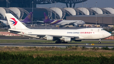 B-2425 - Boeing 747-40BERF - China Cargo Airlines