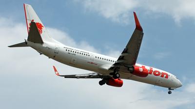 PK-LFR - Boeing 737-9GPER - Lion Air