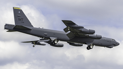61-0018 - Boeing B-52H Stratofortress - United States - US Air Force (USAF)