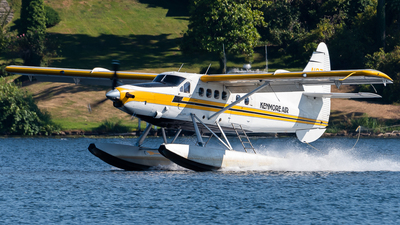 A picture of N87KA - De Havilland Canada DHC3T Vazar Turbine Otter - Kenmore Air - © Nick Sheeder