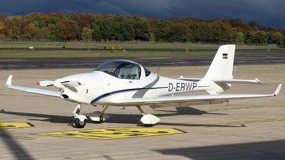 D-ERWP - Aquila A210 - Aerowest FlugCenter