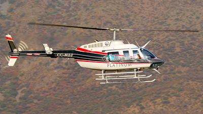 CC-AUJ - Bell 407GX - Eagle Copters