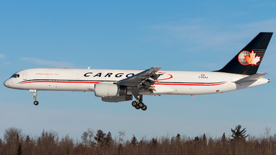C-FKAJ - Boeing 757-23A(SF) - Cargojet Airways
