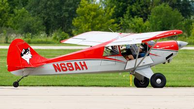 N69AH - Aviat A-1C-180 Husky - Aviat Aircraft Company