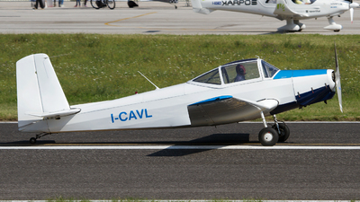 I-CAVL - Aviamilano P19 Scricciolo - Private