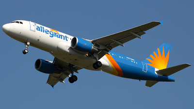 A picture of N273NV - Airbus A320214 - Allegiant Air - © Andrew Hutnyan